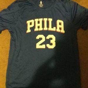 Philadelphia 76ers Jimmy Butler Youth Tee